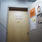 sync - 外観
