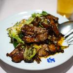 79090053 - 回鍋肉(小)¥1,630