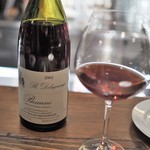 遠藤利三郎商店 - 本日の赤ワインはボーヌ