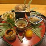 日本料理 太月 - 30年1月 季節盛合せ