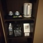 グランドホテル 六甲スカイヴィラ - 水フリー お茶