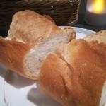 グランドホテル 六甲スカイヴィラ - フランスパン