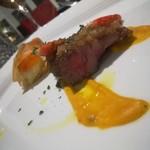 グランドホテル 六甲スカイヴィラ - 神戸牛ワイン煮込み