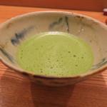 日本料理 太月 - 30年1月 お抹茶