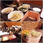 中村橋の漁師のあぶり家 - お惣菜バー