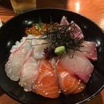 磯くら - ミニ海鮮丼