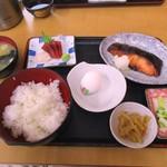 79092397 - 和定食の焼き魚 850円
