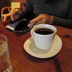 79093039 - 「ホットコーヒー」280円