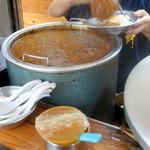タロー軒 - でっかいカレー鍋