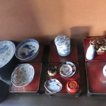 台の茶屋 - 店内