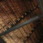台の茶屋 - お店天井