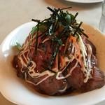 カーサヴェルディ - ローストビーフ丼