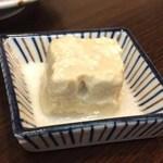 ビーフン東 - 腐乳(豆腐の塩漬け)