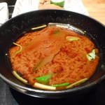 茶屋 青柳 - 味噌汁