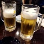 和唐 - 生ビール