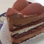 フロプレステージュ - チョコレートケーキ
