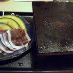 乙字亭 - 鴨焼き