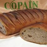 コパン - らい麦のどっしりしたパン