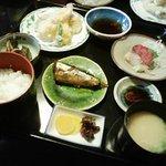 食道楽がんこ - 保内町「がんこ」日替わり定食(700円)