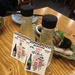 日本酒原価酒蔵 - 日本酒は、一合ずつ小瓶で出てくる!