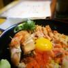 ひととき - 料理写真:鮭ユッケ丼