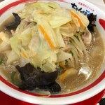 ちゃんぽん亭 - 料理写真:ちゃんぽん野菜増し