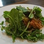たつみ - 穴子のエスカベッシュとルッコラのサラダ