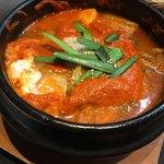 Kunsansouru - 豆腐チゲ