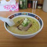 味の万雷 - 料理写真:とん塩(ランチサービスで550円)