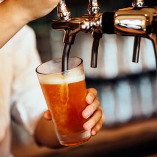 クラフトビール&ワインリストも充実!こだわりの料理とともに。