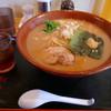 朝日屋 - 料理写真:こってりラーメン大盛り1000円