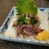 魚銀 - 料理写真:真あじタタキ