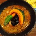 スパイス ポット - 料理写真:ソーセージ&野菜のカレー(1050円)