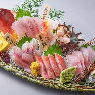 沼津港直送の新鮮魚♪