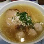 ラーメン丸仙 - 塩そば850円