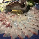 博多 魚市 -