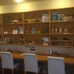 ランチ&バー 花菜 - カウンター