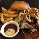 コックテイル ハンバーガーズ - てりやきバーガー
