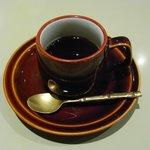 タラ - 食後のコーヒー