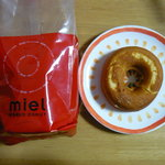 "miel  ""baked donut"" -"