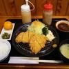 花いちもんめ - 料理写真:神話豚ヒレカツ定食 1,480円