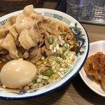 肉盛麺工房 ニク助 - 肉盛麺