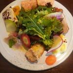 キッチン&バル アイユート - 前菜盛り合わせ