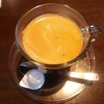 キッチン&バル アイユート - コーヒー