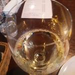 キッチン&バル アイユート - グラスワイン 白