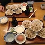 蕎麦切り 西本 -