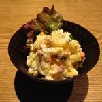 杜若 - ポテトサラダ