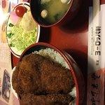 敦賀ヨーロッパ軒 - ソースカツ丼