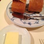 アカーチェ - パンとバター