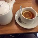 ジ アース カフェ - セットドリンク